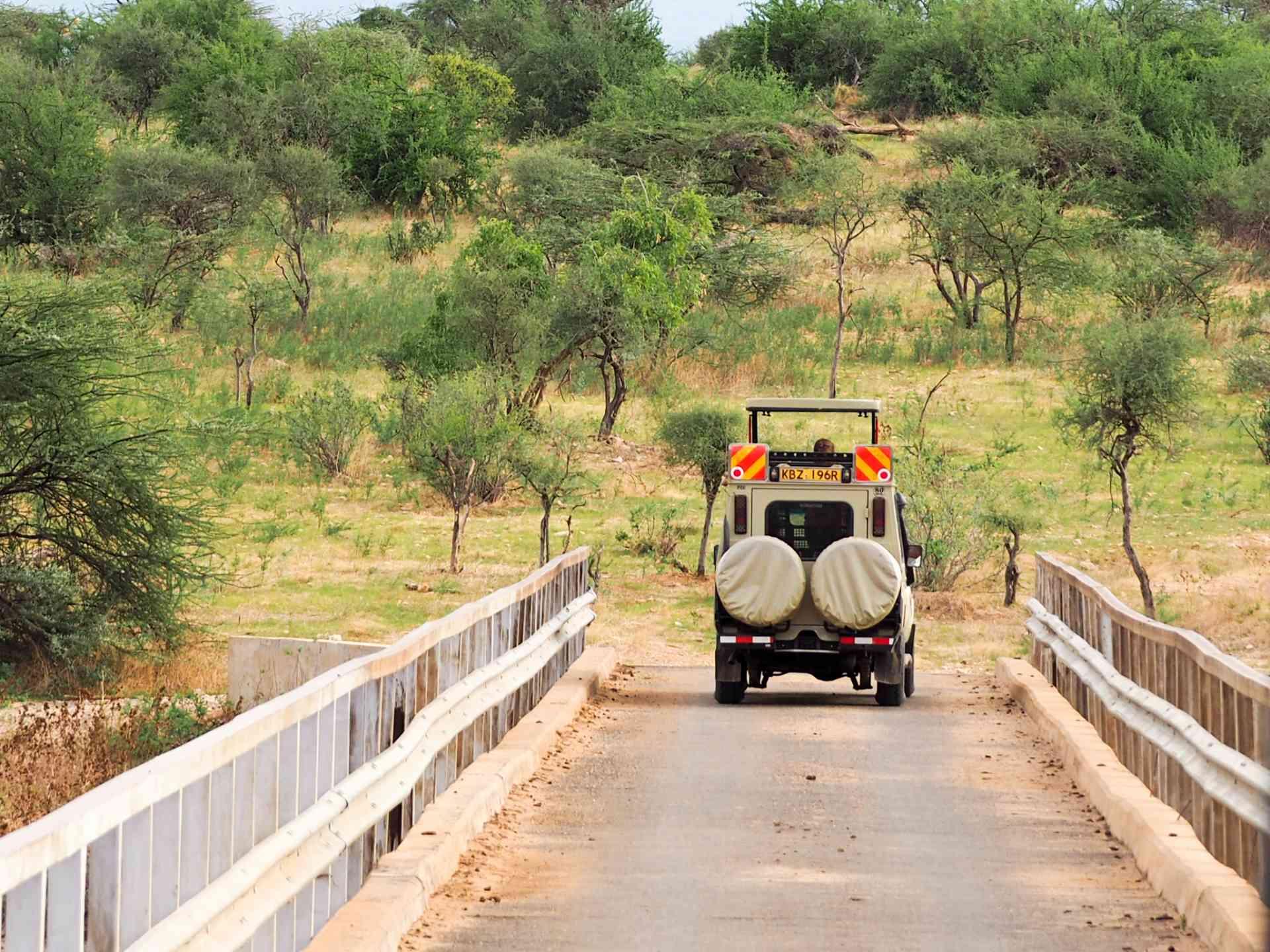 Samburu National Park, Kenya by Emily Fraser