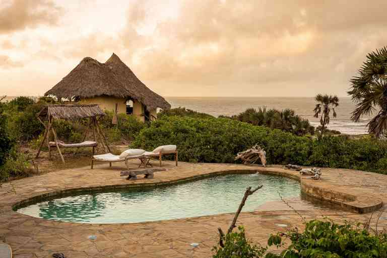 Delta Dunes Lodge, Kenya, photo by Jeff DeKock, copyright Secluded Africa