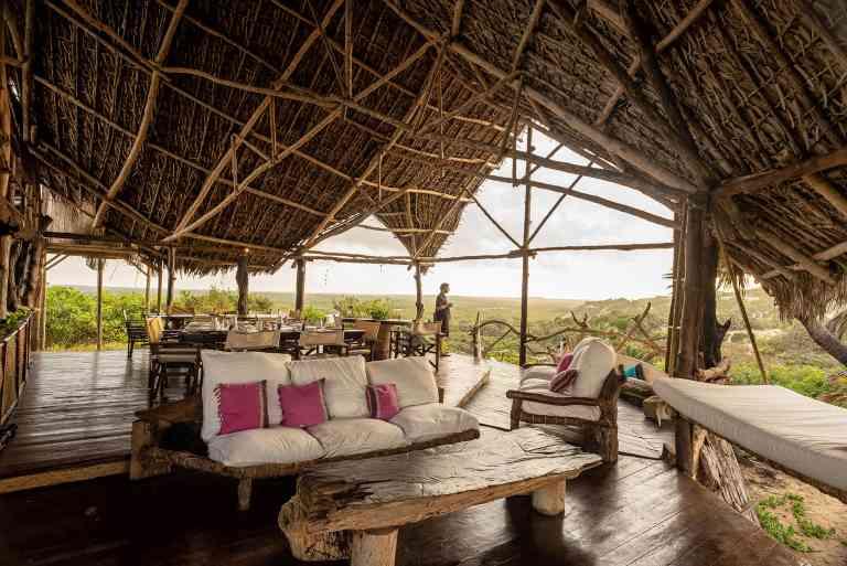 Delta Dunes Lodge, Kenya, photo by Jeff DeKock, copyright Secluded Africa