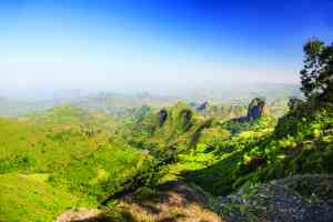 Simien Mountains by Graham Meale
