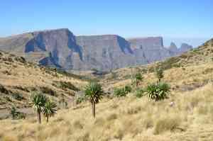 Simien Mountains, Ethiopia by Annelieke Hujigens