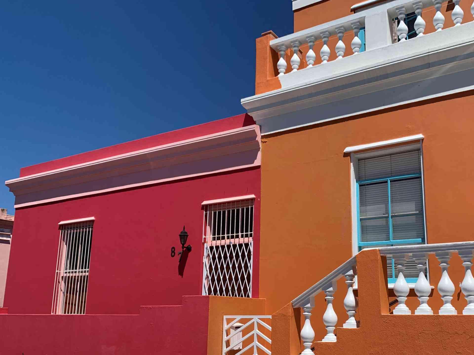 Bo Kapp, South Africa by Emily Fraser