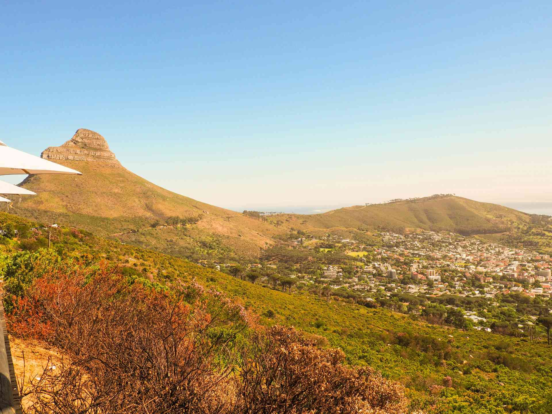 Cape Town, South Africa by Emily Fraser