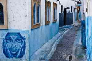 Rabat, Morocco by Priscilla Aster