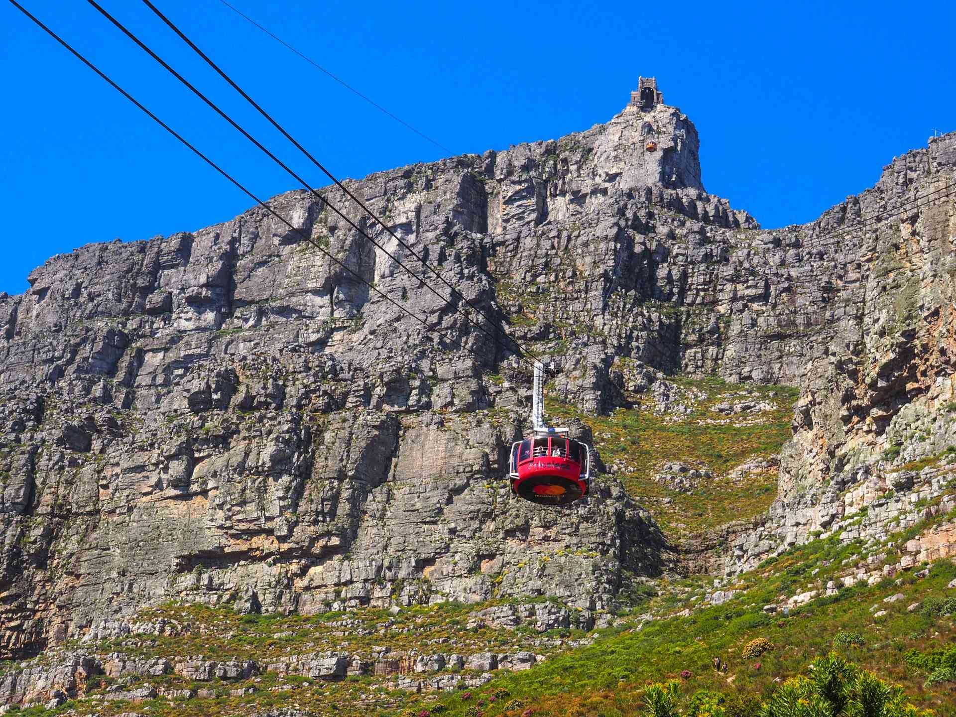 Table Mountain, Cape Town, South Africa by Emily Fraser