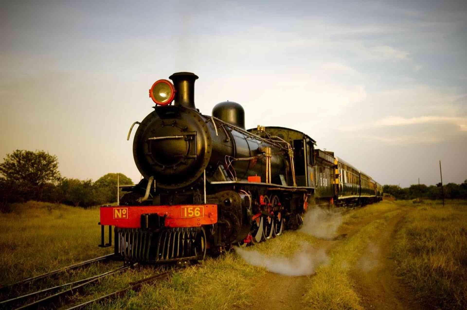 Royal Livingstone Express Train, Zimbabwe