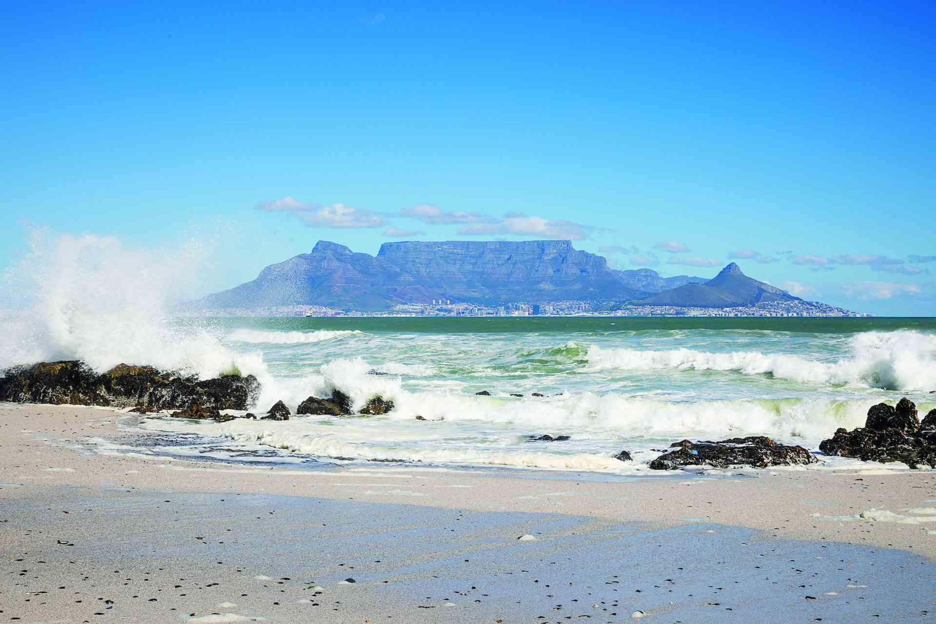 Cape Town, South Africa by Graham Meale