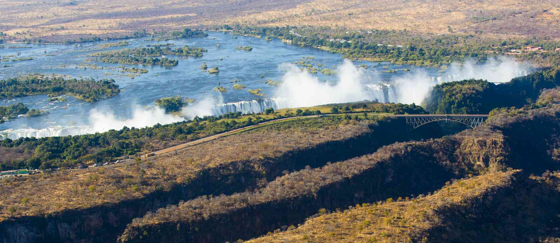 Victoria Falls by Graham Meale