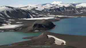 Deception Island volcano, Antartica by Oceanwide Expeditions