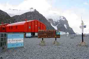Orcadas Station by Jan Bryde - Oceanwide Expeditions