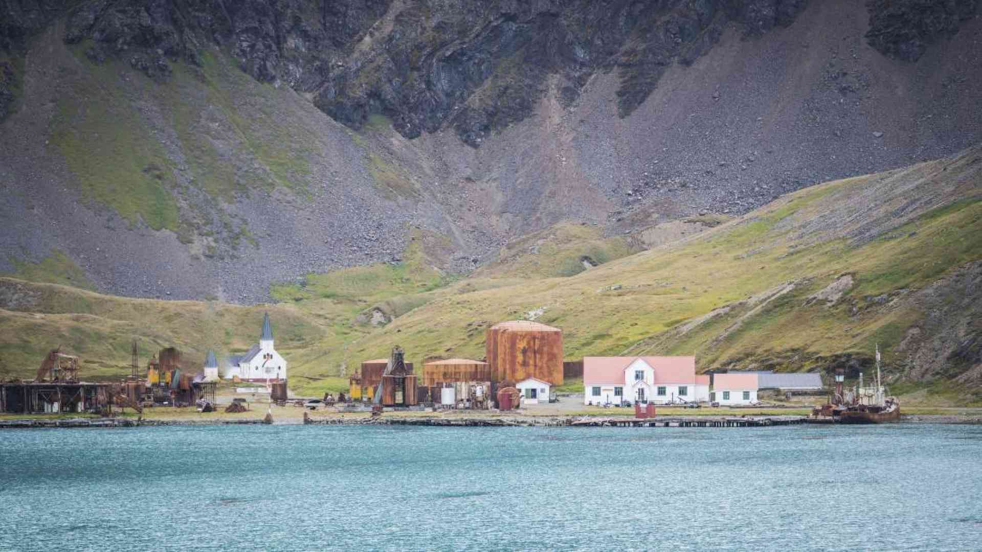 Grytviken, South Georgia by Oceanwide Expeditions