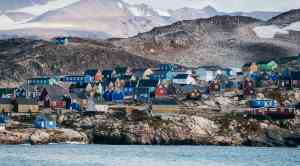 Delightful dwellings in Ittoqqortoormiit, Greenland by Aurora Expeditions