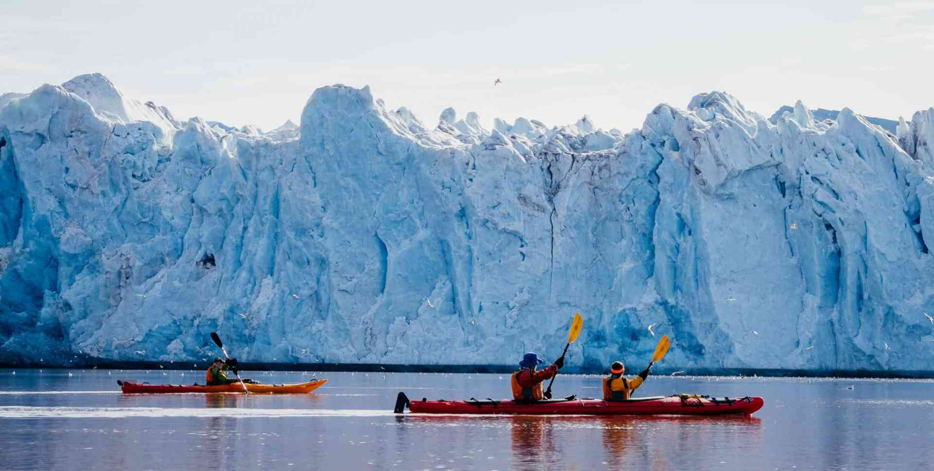 Exploring the icescapes, East Greenland by Aurora Expeditions