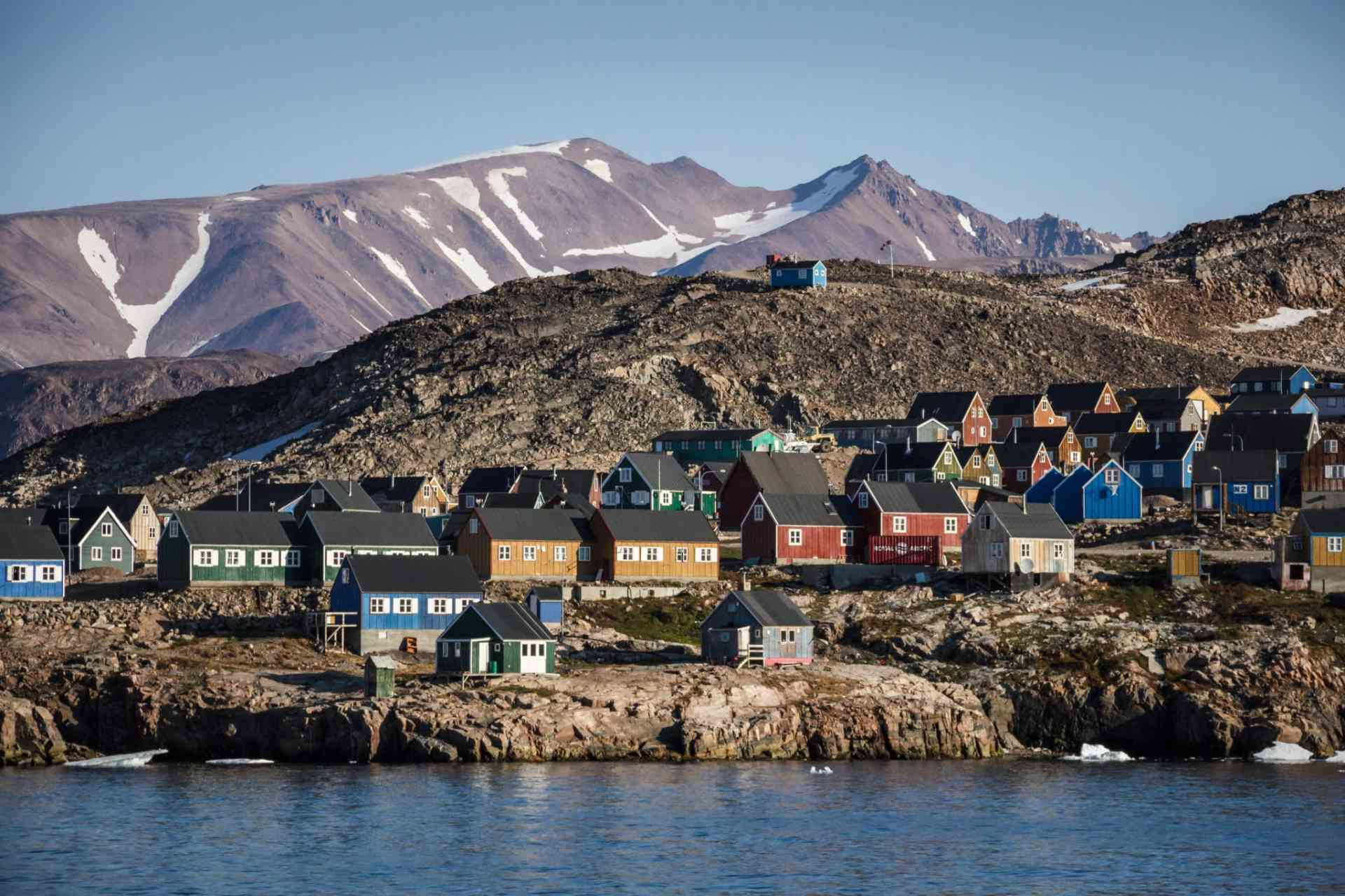 Ittoqqortoormiit, Greenland by Aurora Expeditions