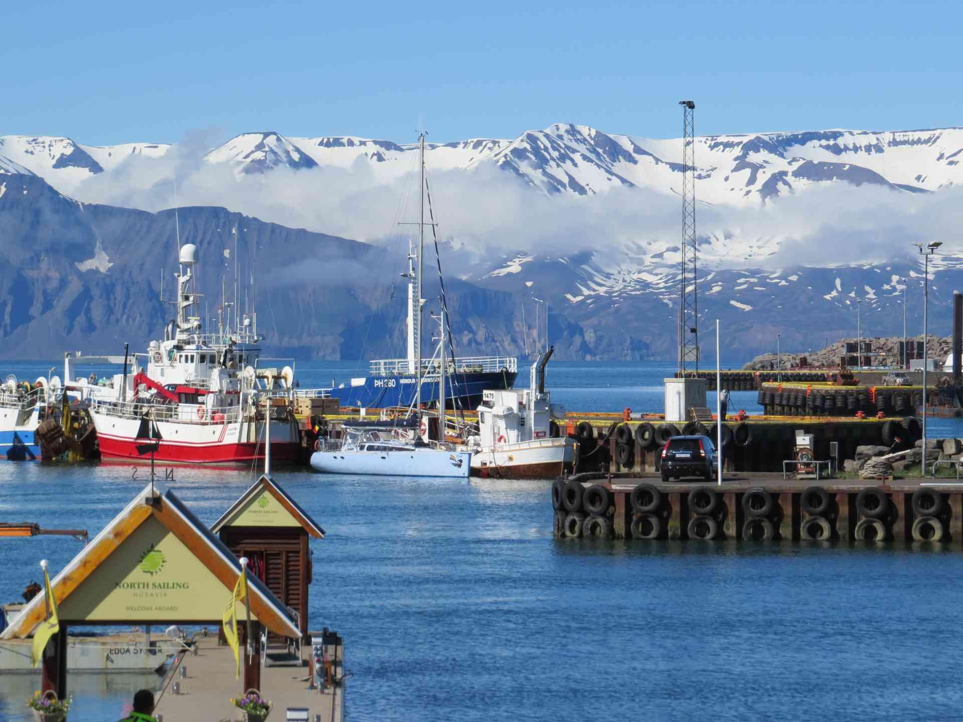 Husavik, Iceland by Marion Bunnik