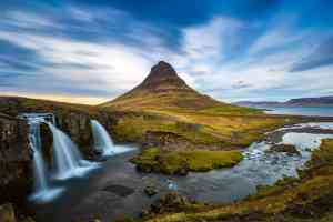Mount Kirkjufell, Iceland by Aurora Expeditions