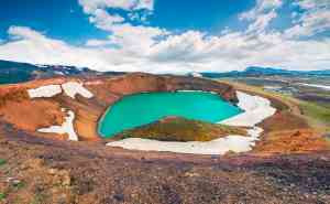 Myvatn Lake, Iceland by Aurora Expeditions