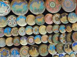 Ceramics, Bukhara, Uzbekistan by Annelieke Huijgens