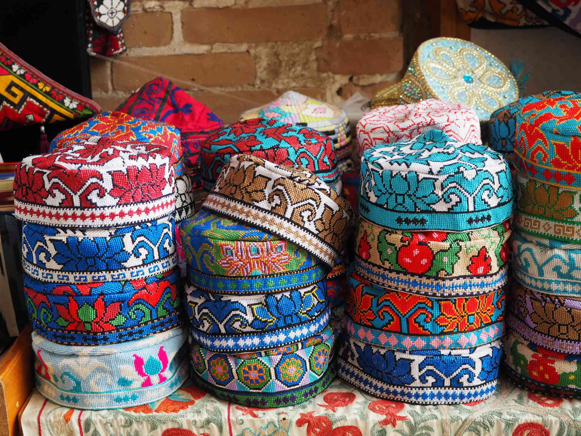 Local Crafts, Bukhara, Uzbekistan by Annelieke Huijgens