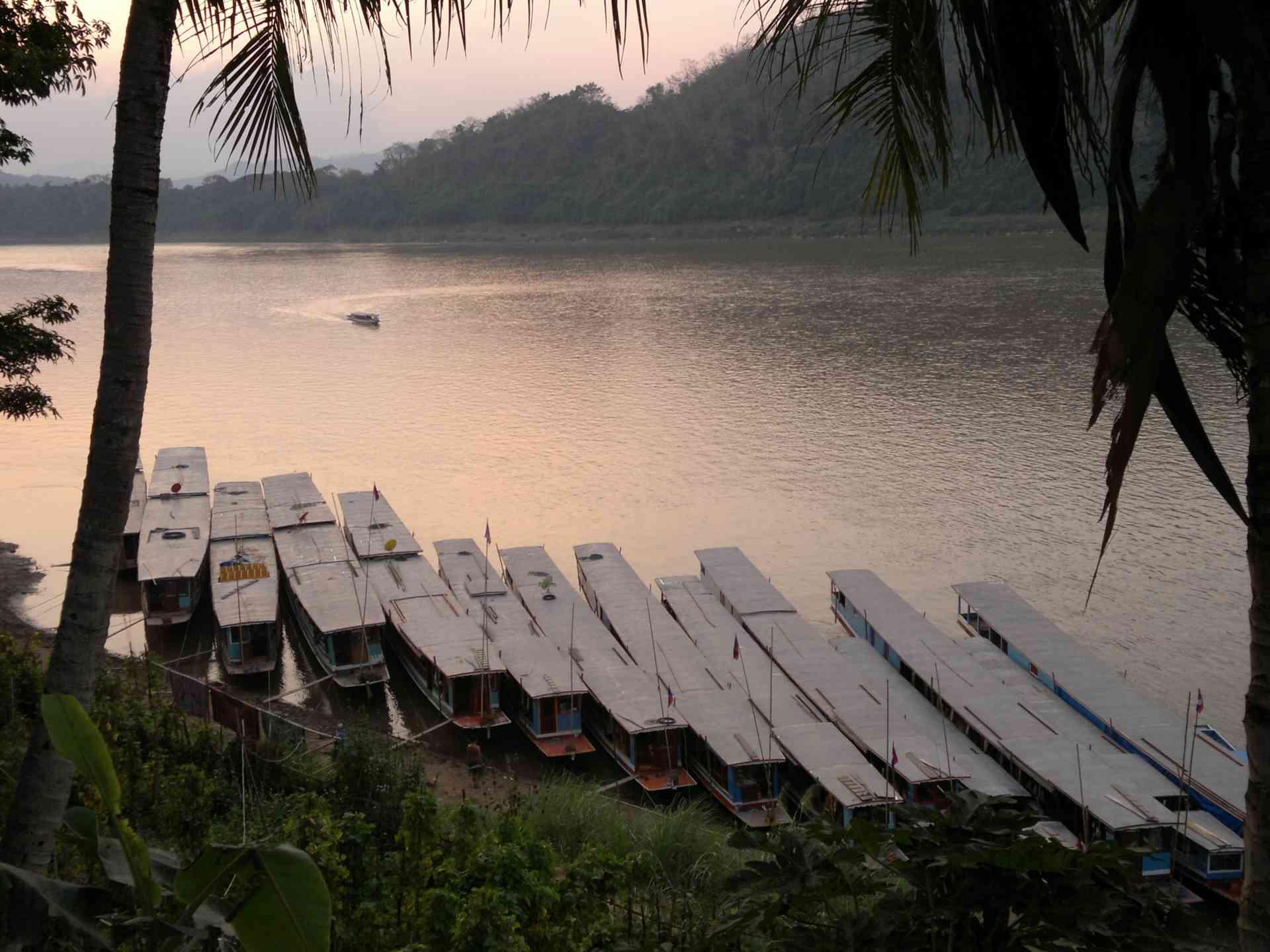 Luang Prabang, Laos by Craig McBey