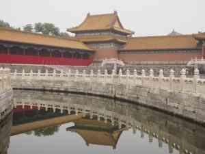 Forbidden City, Beijing, China by David Hein