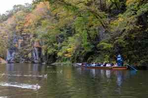 Geibikei Gorge, Iwate, Japan by Shawn/AdobeStock