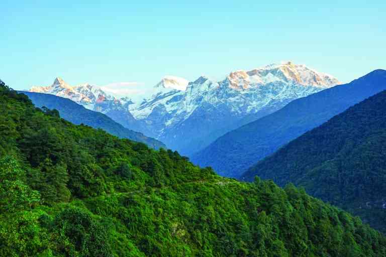 Annapurna Region, Nepal by Priscilla Aster