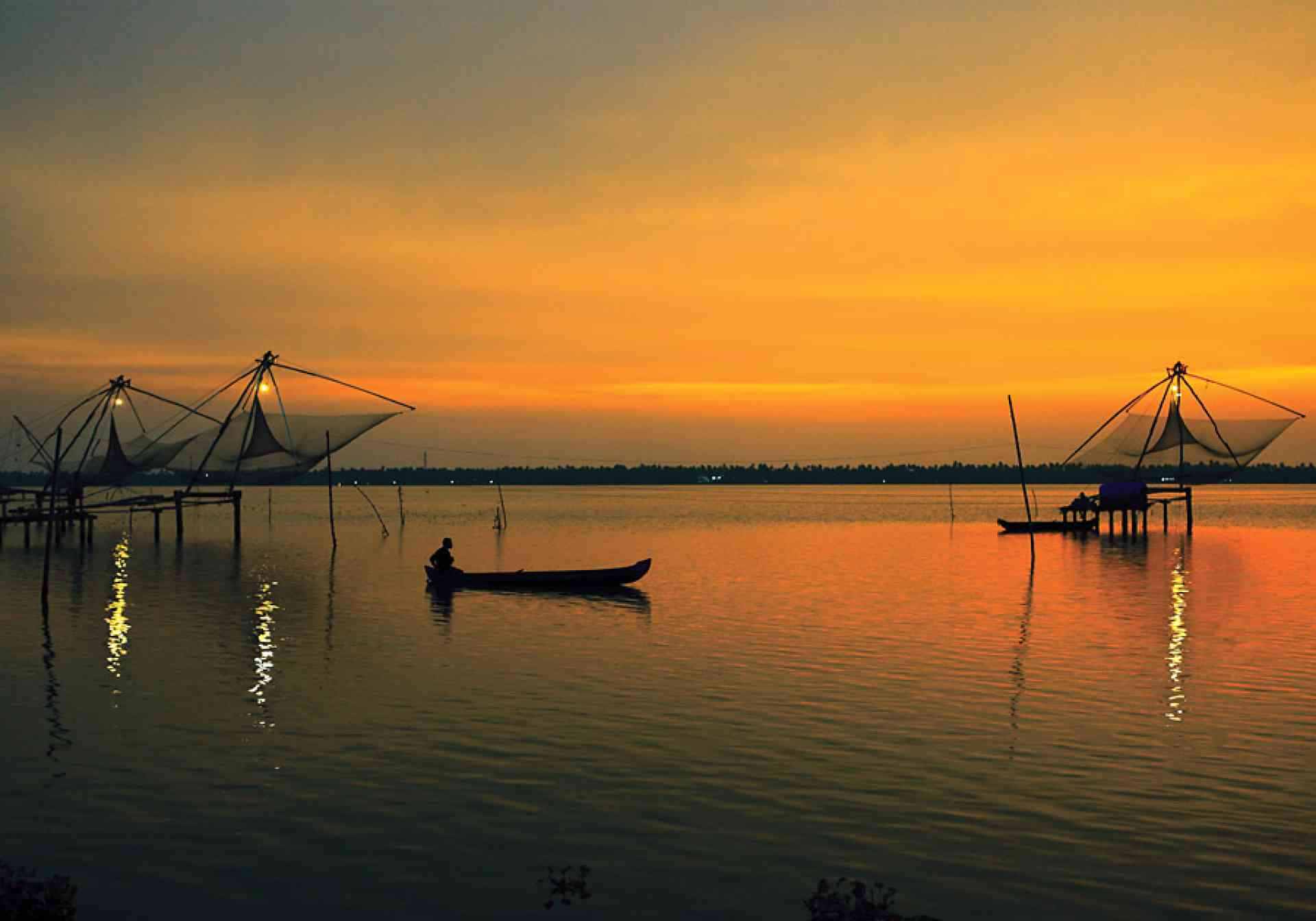 Backwaters, Kochi