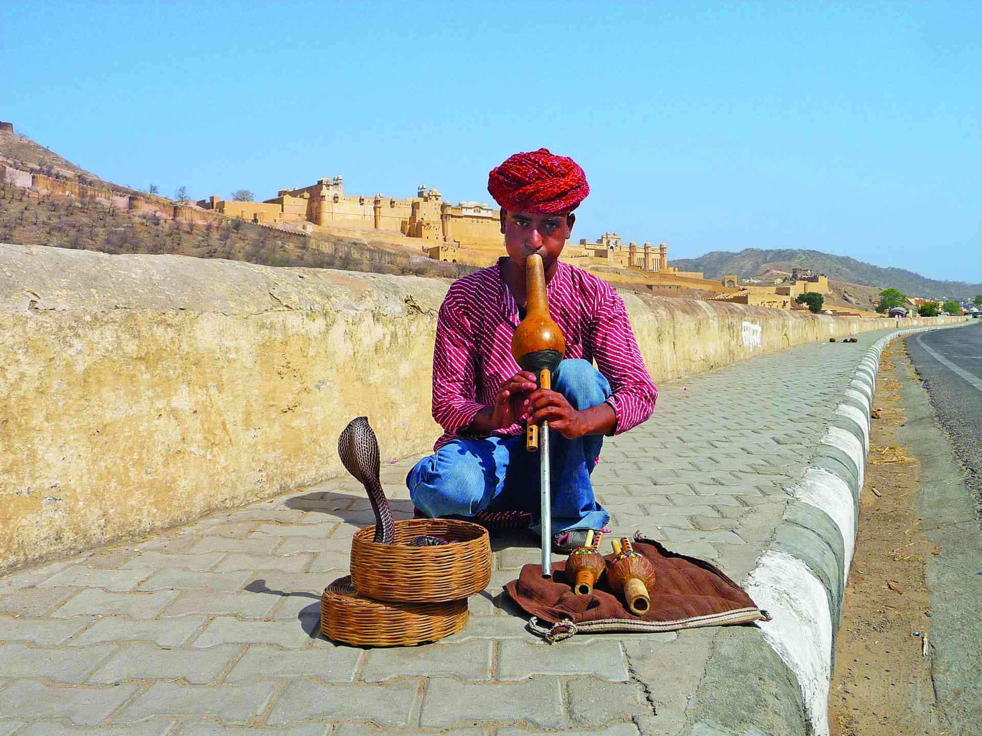 Jaipur, India by Julie Moran-Bunnik