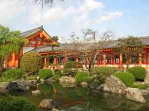 Japanese gardens by Yoshie Furusawa