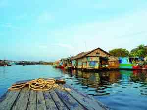 Tonle Sap Lake, Cambodia by Dennis Bunnik
