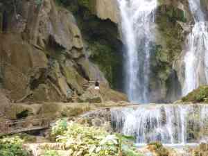 Kuang Si Waterfalls, Laos by Craig McBey