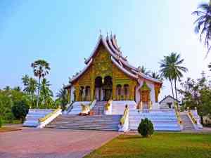 Royal Palace, Luang Prabang, Laos by Craig McBey
