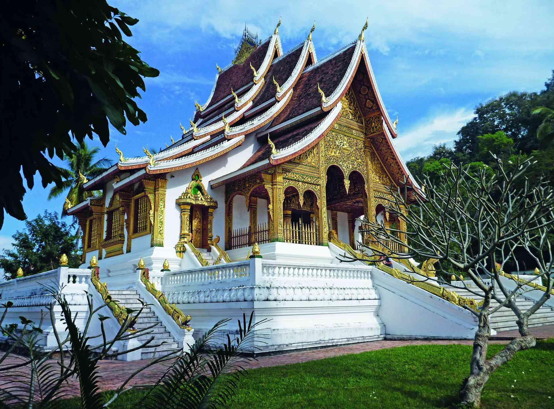 Wat Xieng Thong, Laos by Matt Baldock