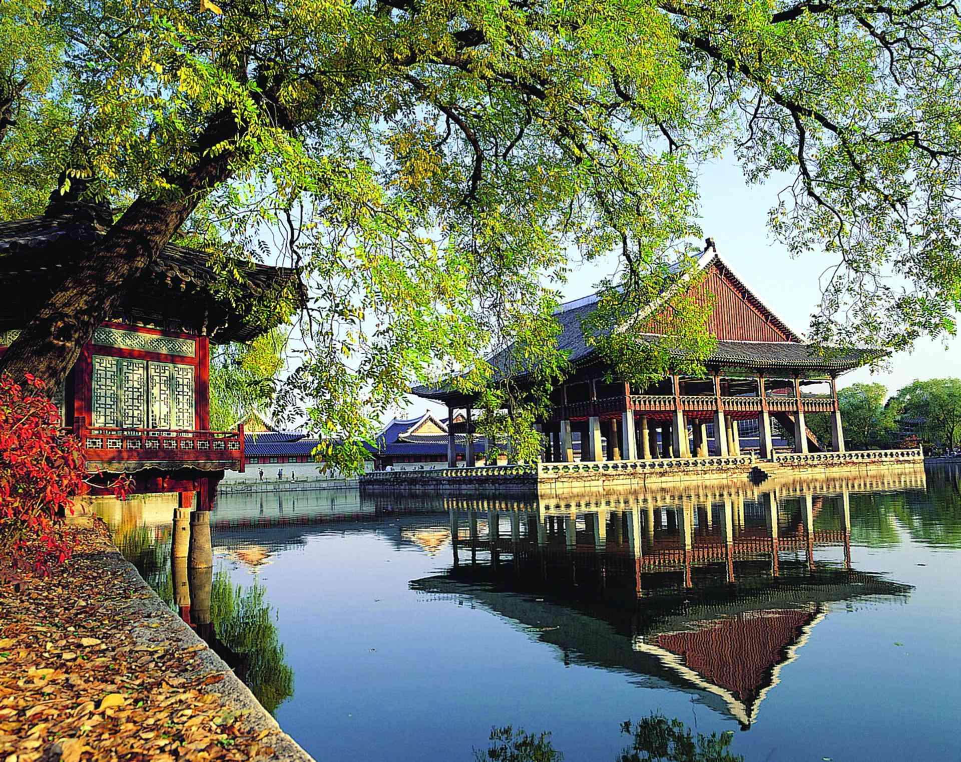 Gyeongbokkung Palace, South Korea