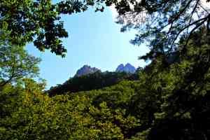 Mt Seorak, South Korea