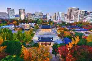 Seoul, South Korea by Korea Tourism Organization