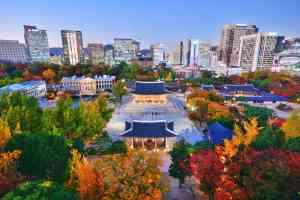 Seoul, South Korea by Korea Tourism Organisation