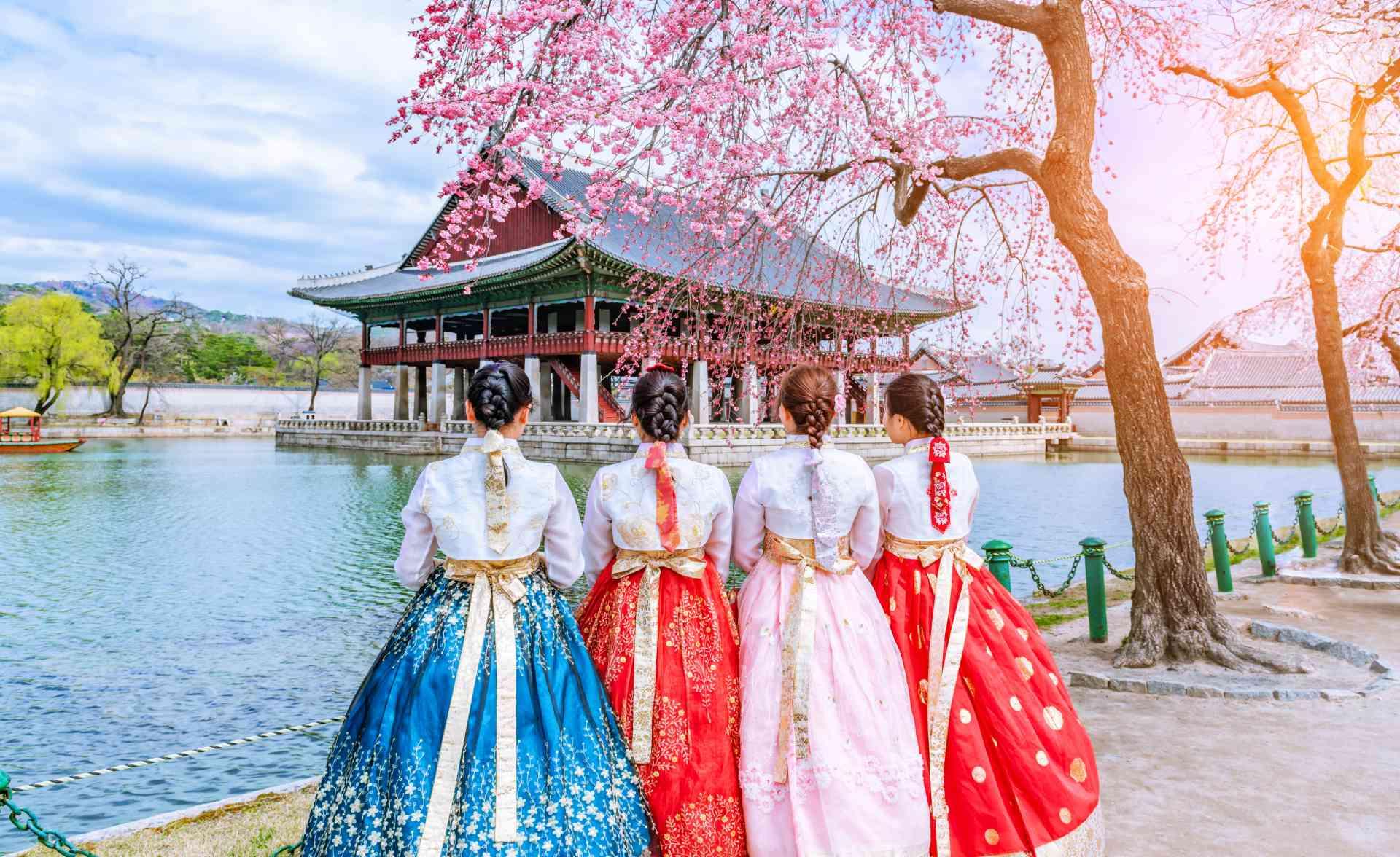 Gyeongbokgung Palace, Seoul by chanchai