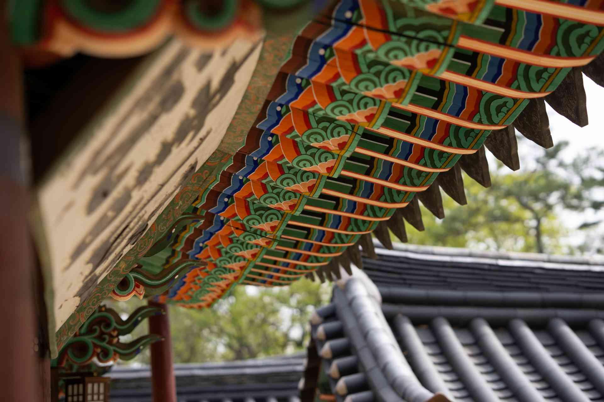 Detsul of Bulguksa Temple, Geyongju by Nicolas