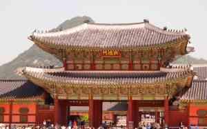 Gyeongbokgung Palace, Seoul by Honi Gibson