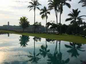 Le Grand Galle, Sri Lanka by Catherine Kelly