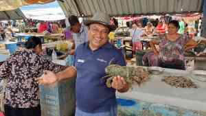 Negombo Fish Markets, Sri Lanka by Dennis Bunnik