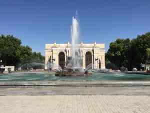 Tashkent, Uzbekistan by Yoshie Furusawa