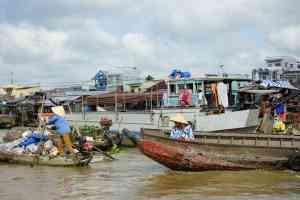 Mekong Region, Vietnam by Priscilla Aster