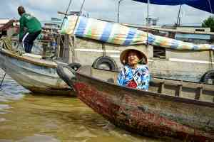 Life on the Mekong, Vietnam by Priscilla Aster