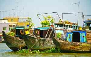 Mekong Delta, Vietnam by Graham Meale