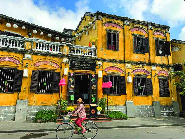 Hoi An, Vietnam by George Carlia
