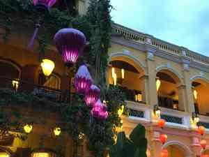 The lights of Hoi An, Vietnam by Abbie Bell
