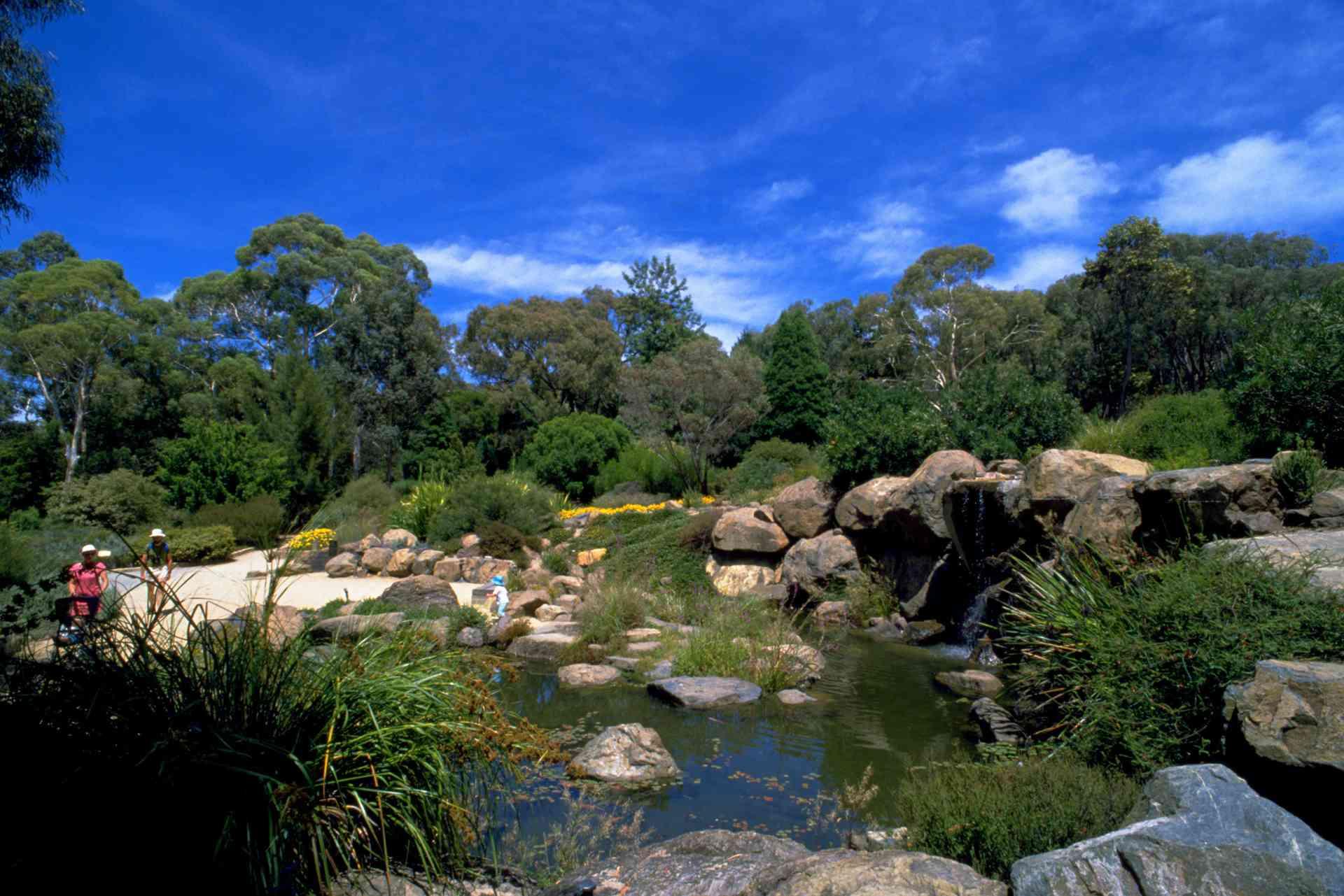 Australian National Botanic Gardens by VisitCanberra
